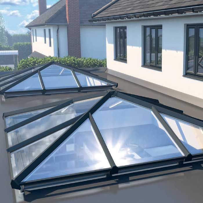 Best Idea Glass Roof For Your Home The Roof Look Naturaly Lets Read Here Tips And Trik Best Choice Roof Lantern Kitchen Lighting Design Best Kitchen Designs