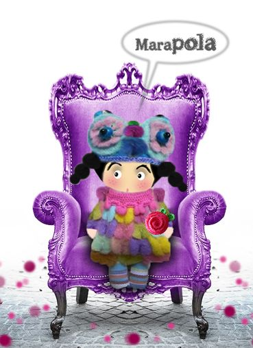 Marapola: Reina Colores