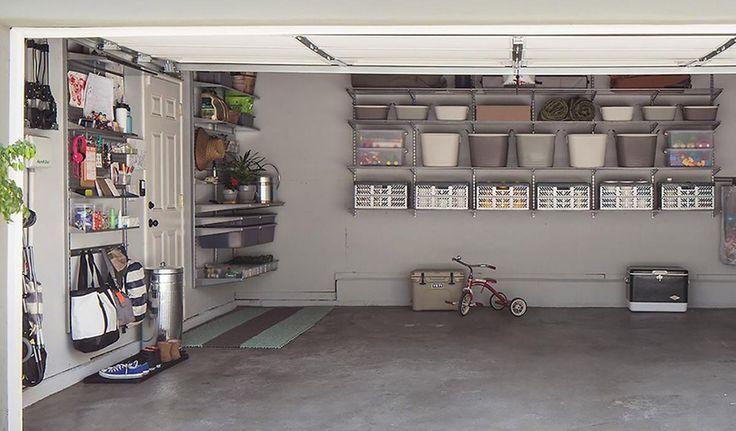 Phenomenon 25 Outstanding Garage Shelves Design Ideas To Keep