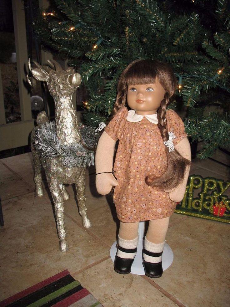 Heidi Ott  doll Vreneli 17''  82-2-425 #HeidiOtt #DollswithClothingAccessories