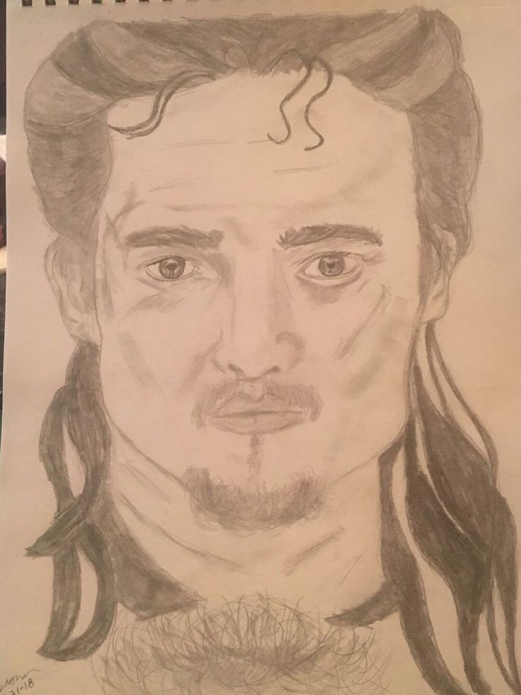 "This is an original 11x14 pencil drawing of Uhtred from the BBC show The Last Kingdom. Based on the series of novels called The Saxon Stories, by Bernard Cornwell. Titled )""Destiny is all."" Custom artwork available - message me for details. 