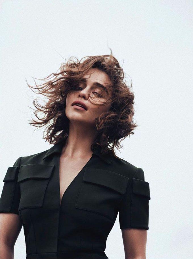 Эмилия Кларк в Dior magazine (Интернет-журнал ETODAY)
