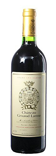 1995 Gruaud Larose (ex-Chateau), Bordeaux 750 mL Wine -- To view further for this item, visit the image link.