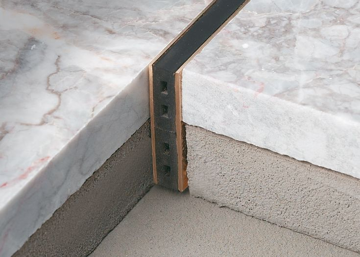 Coflex CTM - Movement joint suitable for grinding - Screed and deep bed - Expansion joints - Profilitec s.p.a.