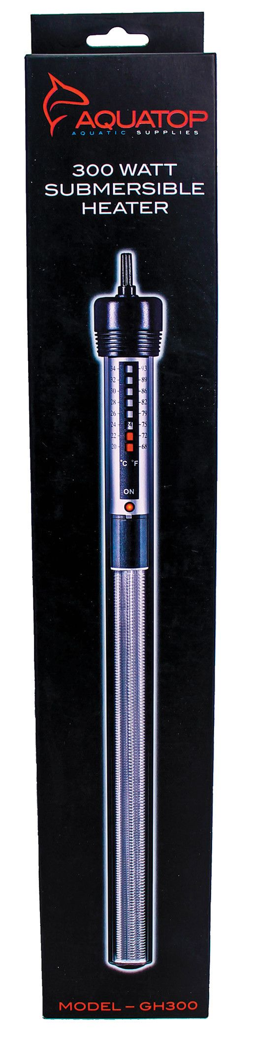 Submersible Glass Aquarium Heater
