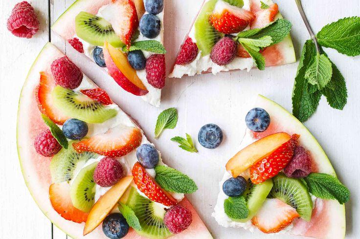 Ga je voor fruitsla, of toch voor een ijsje? Deze 10 slanke desserten kunnen allemaal!