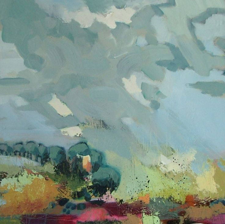 """""""A love of landscape, the natural environment and our relationship with it""""  Caroline Chappell"""