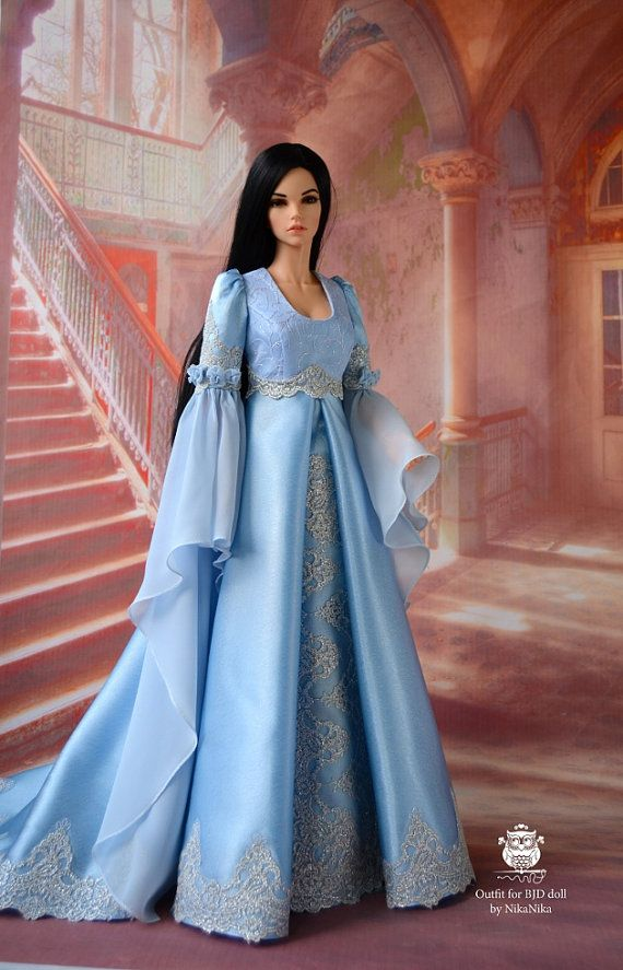 1000+ best Dolls: Gowns thru Time images by Janet Bahner on ...