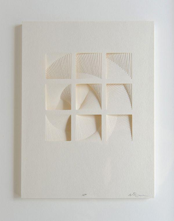 Matt Shlian's Paper Sculptures | Trendland: Fashion Blog & Trend Magazine
