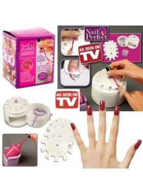 Nail Perfect, για άψογα νύχια