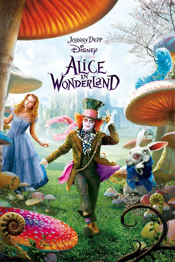 Alice in Wonderland, 2010.