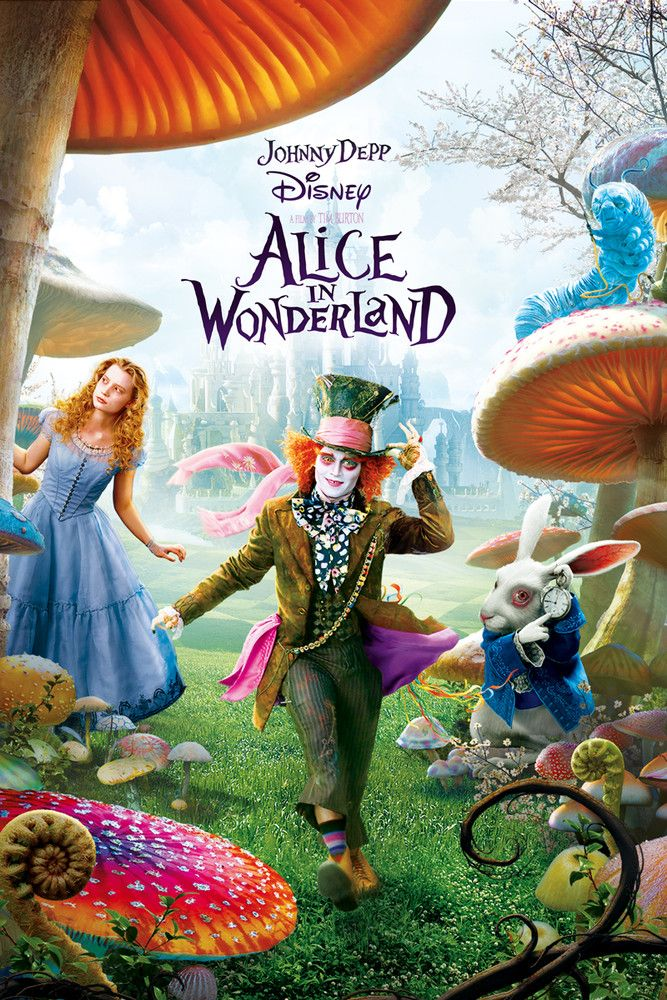 Alice in Wonderland, 2010.