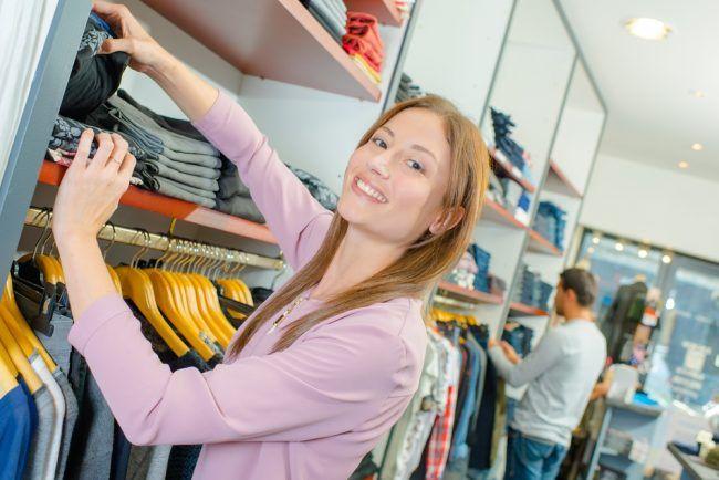 Bewerbung als Verkäuferin: Tricks zum Job