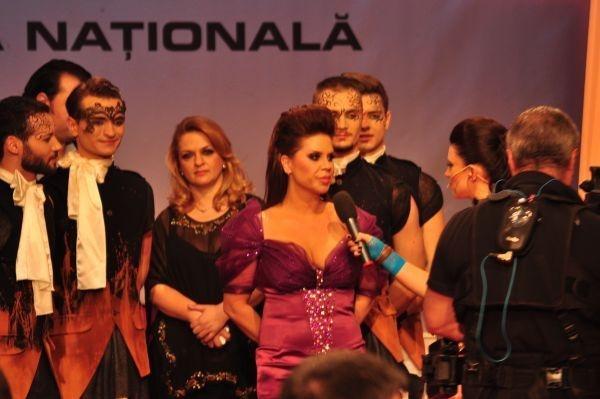 Luminita Anghel in finala #eurovisionro