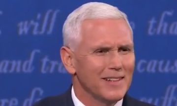 10/5/16 - Norwood U - Founded 2016 by Fake GOP Candidates  --  Mike Pence Thanks Fake University During Debate, Twitter Goes Wild | Huffington Post