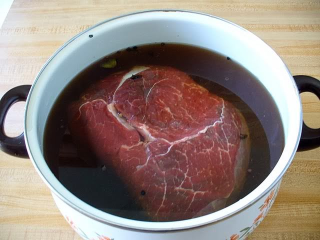 Home-Cured Corned Beef or Venison | main dishes | Pinterest