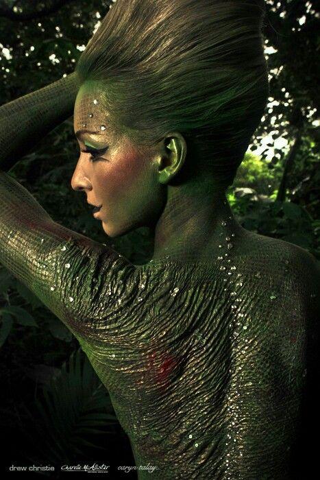 Best 20+ Kryolan makeup ideas on Pinterest | High fashion makeup ...