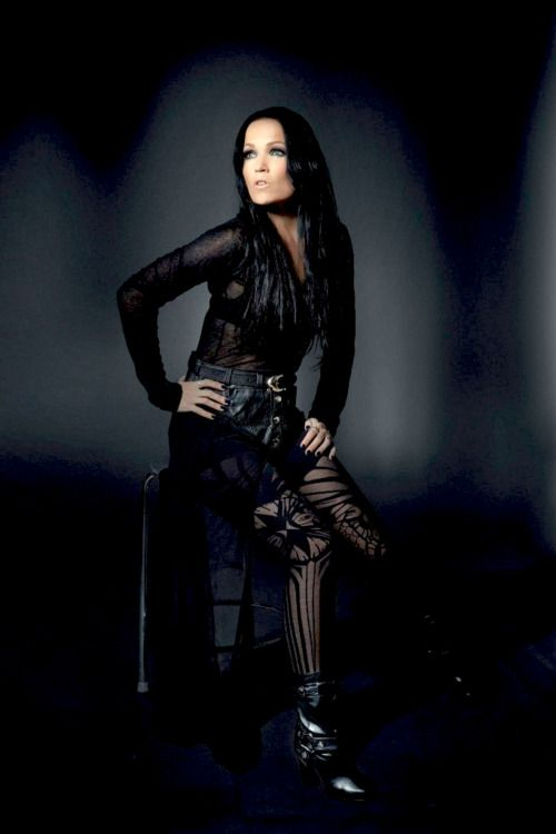 Tarja Turunen is the only woman who can quite my anxious heart. Her voice is unique and I love it!