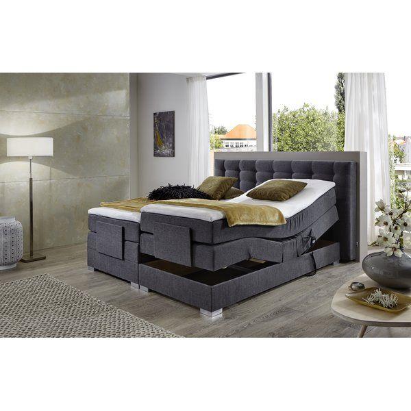 Elektrisch Verstellbares Boxspringbett Pliner 180 X 200 Cm Boxspringbett Atlantic Home Collection Bett