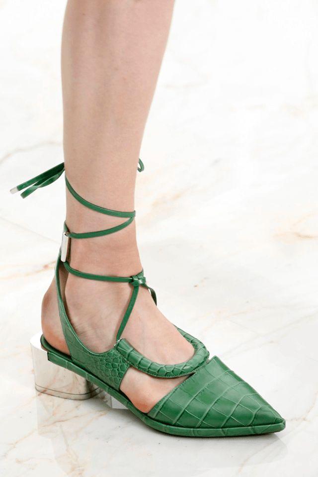 SALVATORE FERRAGAMO Spring Summer 2016 | Confesiones de una Casual girl | #trends #shoes #runway #fashion #moda #tendencias #zapatos #blogdemoda #blog
