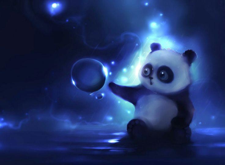 petit panda #cute