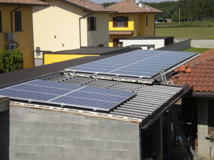 Impianto Fotovoltaico 7kW - Cilavegna (PV)