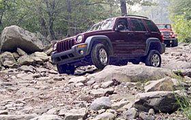 2002 Jeep Liberty Hooked Up | Jeep Liberty Glamour Shot
