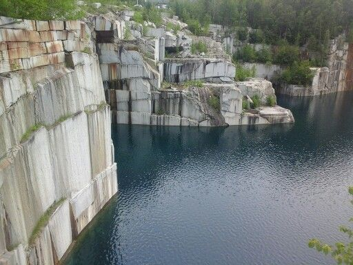 Rock Of Ages Marble Quarry Vermont Caroline Harnish