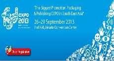 Pameran di Jakarta FGDExpo 2013    EXHIBITION FACT & FIGURES - FGDExpo 2013 dengan tema Hybrid Technology for Better Environment. Acara ini merupakan pameran promosi, pengemasan dan pemasaran terbesar di asia Tenggara.
