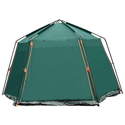 Ancheer 8 Person Camping Tent Large Instant Cabin Tents For