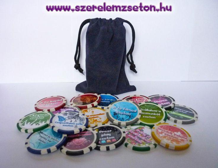Szerelem zseton - 18 romantikus élmény, egy igazán személyes és egyedi ajándék szerelmednek! Megrendelés & info: www.szerelemzseton.hu facebook.com/szerelemzseton