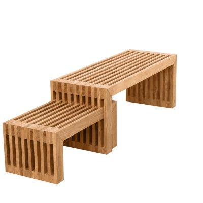 Modern Backless Bench 3 | Indonesia Furniture Outdoor, Teak Garden  Furniture And Indoor Furniture