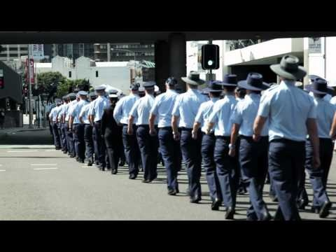 National Police Remembrance Day 2012