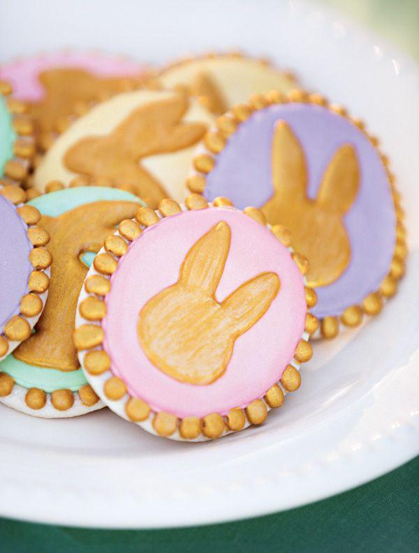 Pretty Pastel Spring & Easter Dessert Table Inspiration