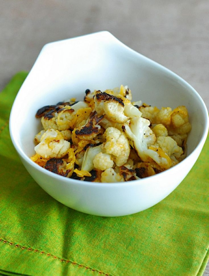 Looking for an outstanding roasted cauliflower recipe? Here's it is, a healthy mouth watering side dish that's sure to please your pickiest eaters.