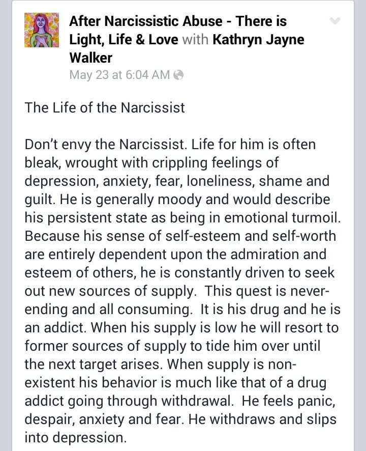 Life of a narcissist. A recovery from narcissistic sociopath relationship abuse. 1/3