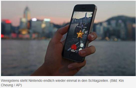 Pokémon Go und die Zukunft - Reich wird Nintendo damit nicht. Pokémon Go wurde von Niantic entwickelt. Nach Abzug von Lizenz- und Entwicklungsbegühren bleiben somit für Nintendo nur 13% jedes verdienten Pokémon-Yen.