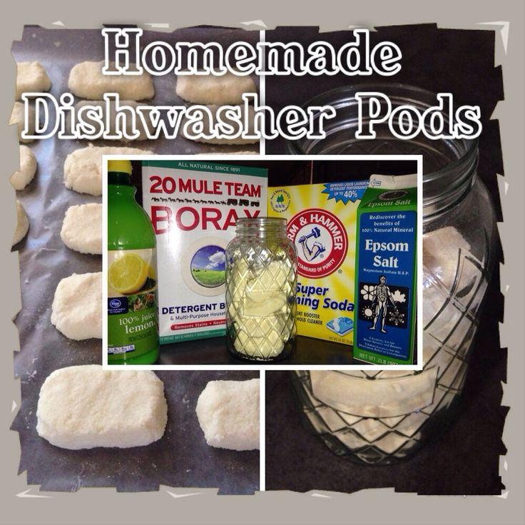 Dishwasher pods Citrus essential oil, Dishwasher pods