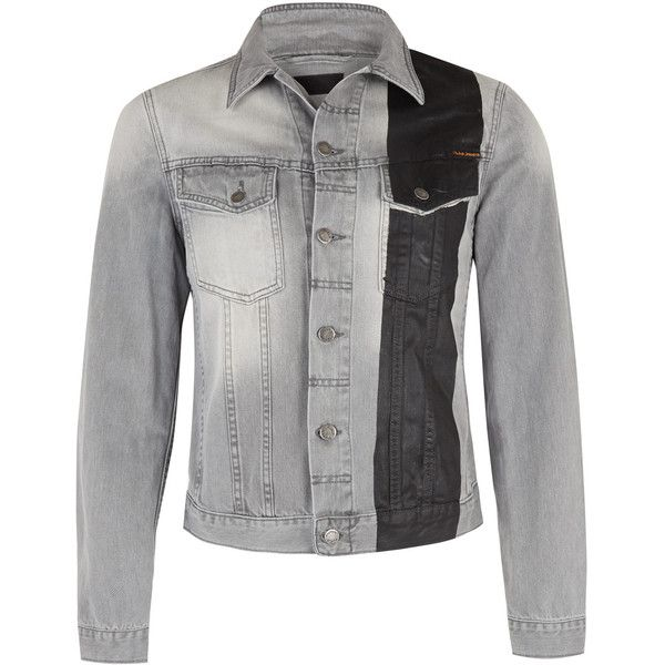 1000  ideas about Grey Denim Jacket on Pinterest | Quilted jacket