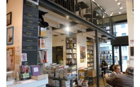 • LIBRERIA GOGOL and CO. / Milano (MI) ---------     Daniele Dajelli / libreria Gogol & Co. di Milano : «librerie come centri di aggregazione della comunità», intervista sul social magazine per la promozione della lettura «Libreriamo.it».