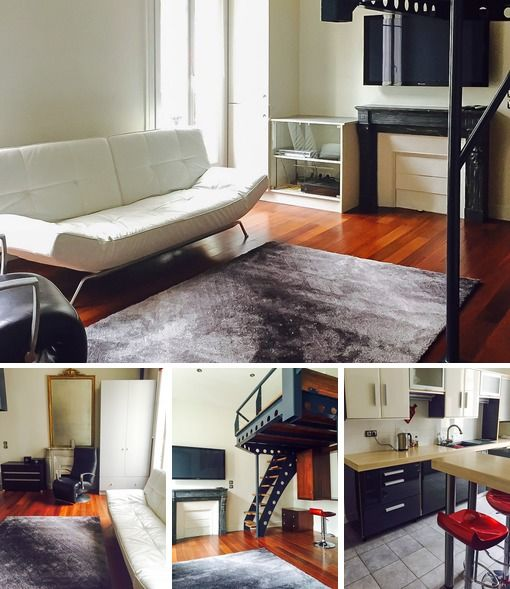 17 Best Images About Rent Studios In Paris On Pinterest
