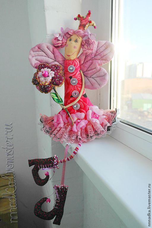 Коллекционные куклы ручной работы. Ярмарка Мастеров - ручная работа Принцесска Гламурная. Handmade.