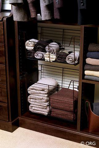 Closet Organizers | Unique Closets - Clovis CA