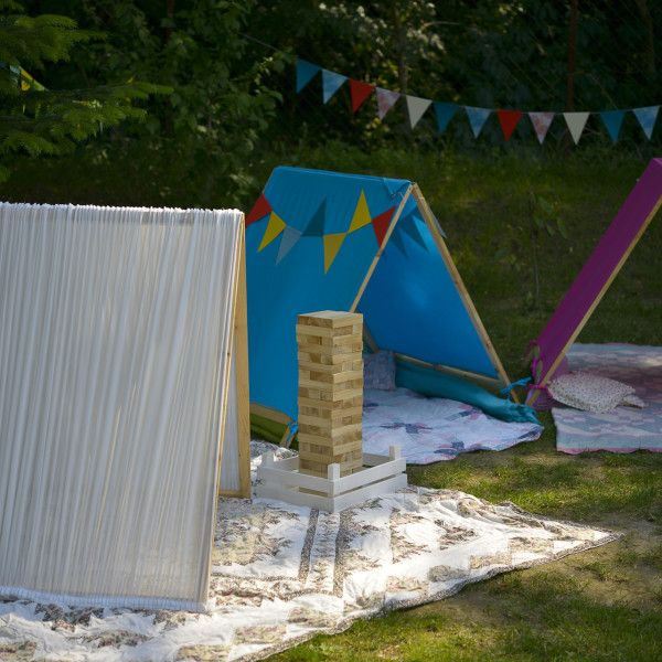 These nice baby tents by Made in Heaven ,are perfect, if  you'd like your children to have a good time.