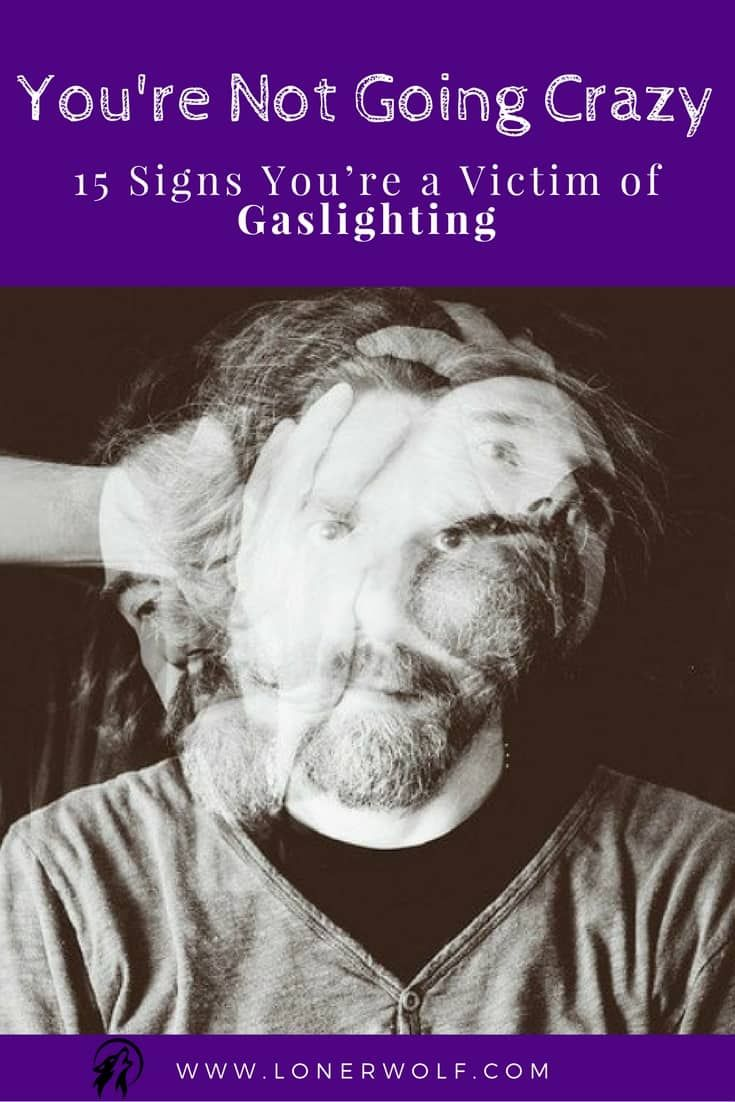 Gaslighting is a form of emotional abuse that makes you doubt your sanity. Read these symptoms and get guidance immediately ...