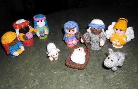 nacimiento crochet - Buscar con Google