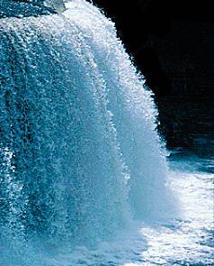 Galeria de fotos para tu blog o webpage: Waterfall_Cascada-Animated-gif