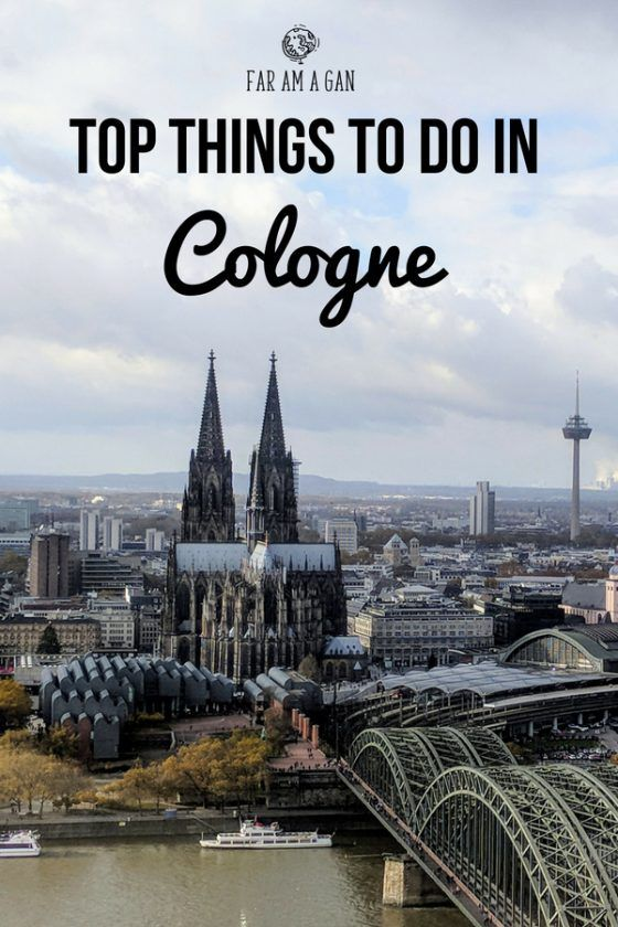 this guide of top things to do in cologne in one day will share all the things you must see do eat and enjoy during your 24 hours in this - Koln Must See