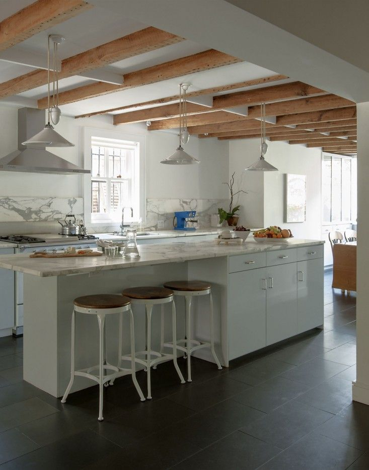 Rehab diary a hardworking brooklyn kitchen by architect for Kitchen cabinets 65th street brooklyn
