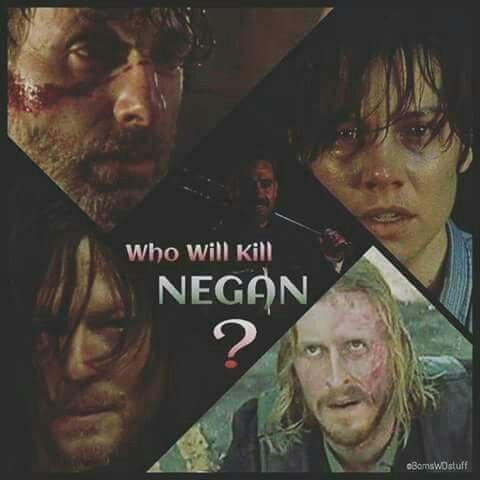 I'm hoping Maggie or Daryl